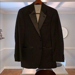 Calvin Klein Black Tuxedo